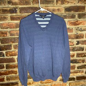Banana Republic Mens Reversible Sweater Size Large